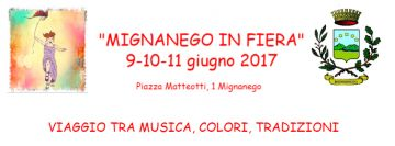 MIGNANEGO IN FIERA 2019
