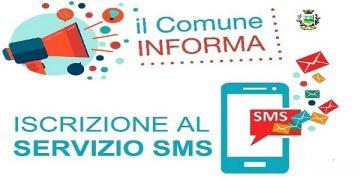 IL COMUNE INFORMA - Adesione al servizio SMS