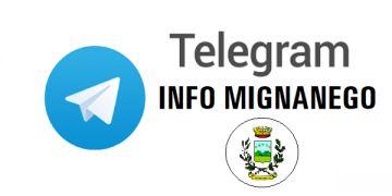 TELEGRAM - INFO MIGNANEGO
